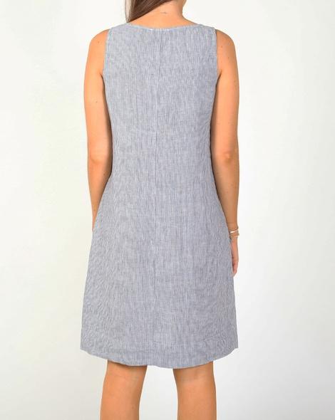 Stripey weekend dress B