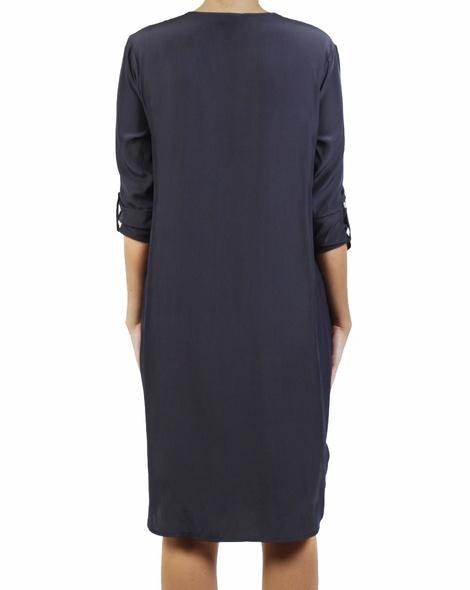 Muriel dress navy B