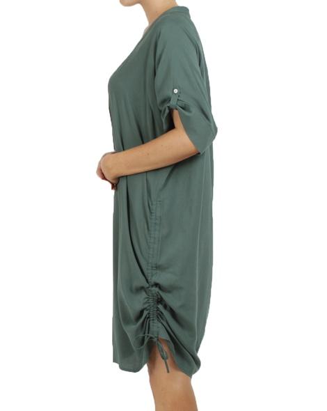 Tiffany dress green C