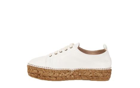 TRUENO white leather C