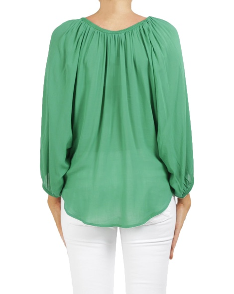 mandalay top green B