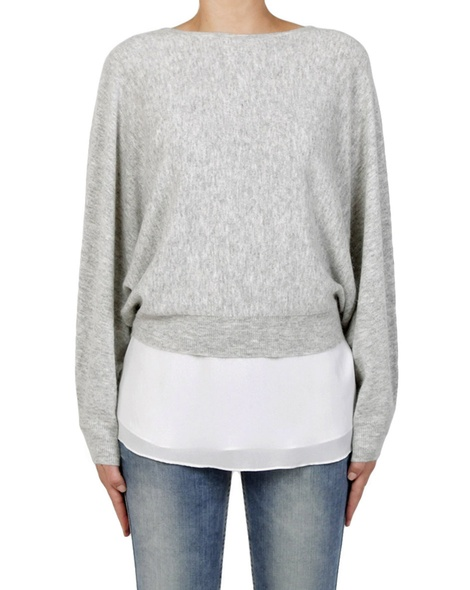 Lydia Jumper silver front