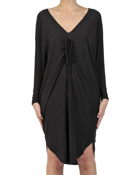 Lori dress black front copy
