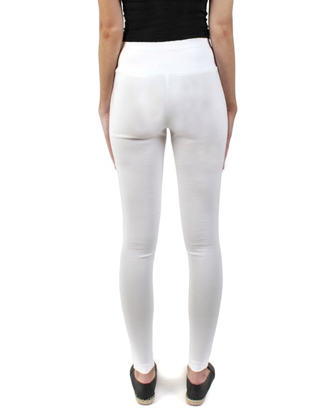 skinny cigarette pant white back