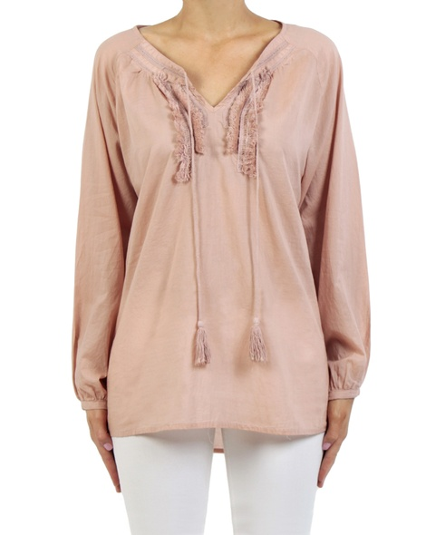Jennica top blossom front