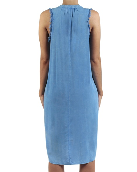 Jarlo dress blue back copy