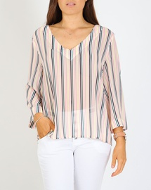 Stripey Paige Top