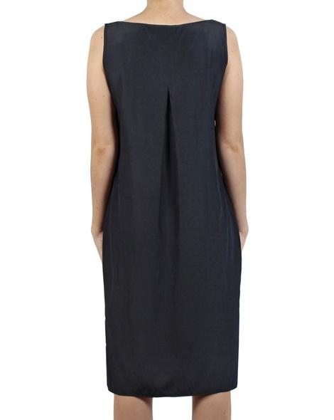 Kendall Dress navy back copy