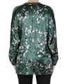 Sakura shirt green B