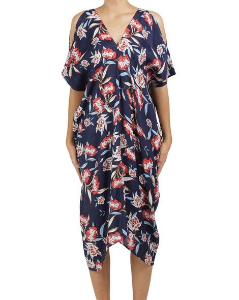 floral alexa dress A