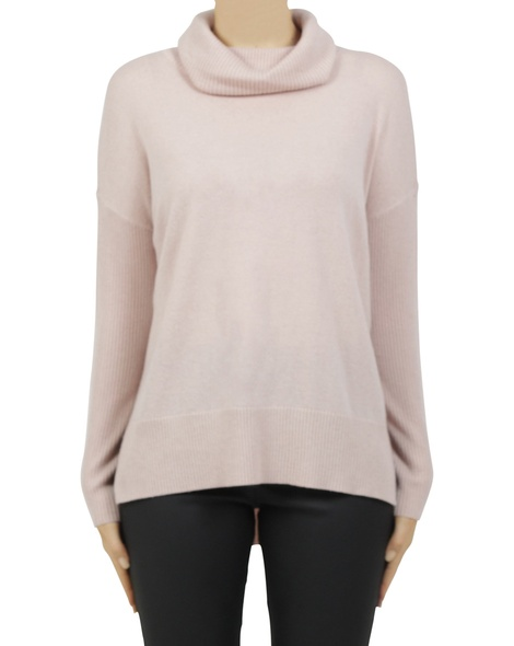winter weekend sweater pink A