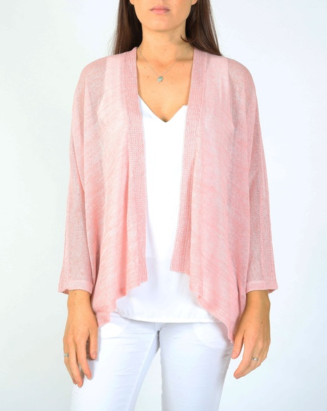 Nelson Cardi pink A