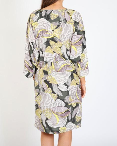 Lotus midi dress B