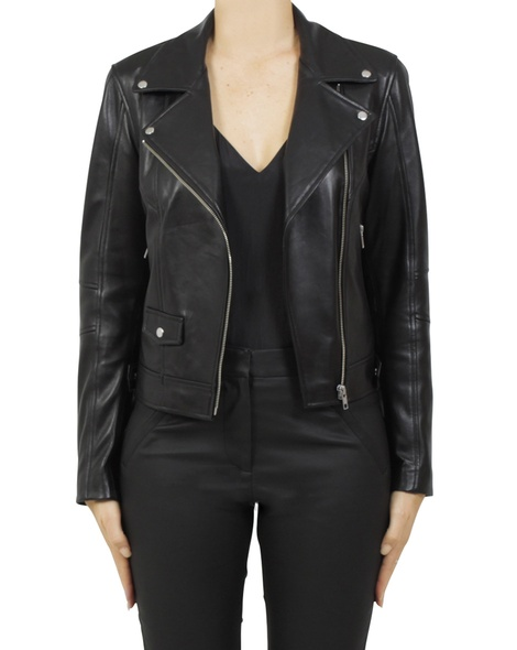hendricks leather jacket C