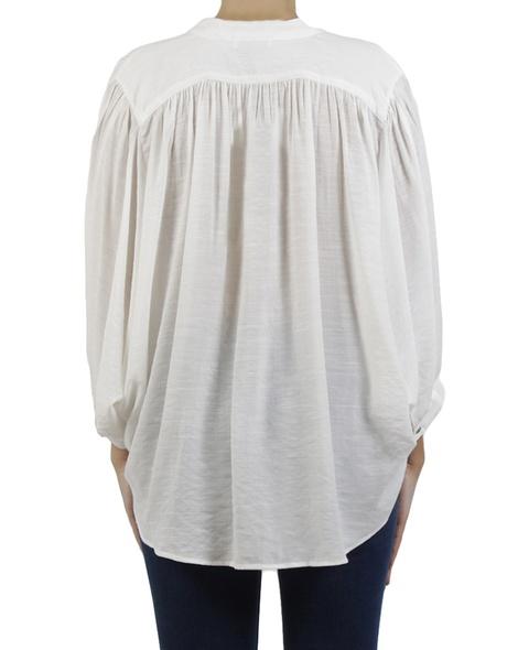 Shika shirt white B copy