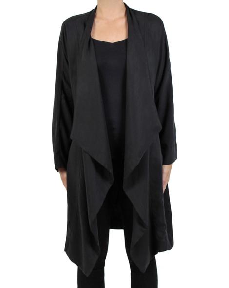 Leona jacket blck front copy