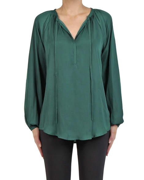 Serifina top emerald front copy