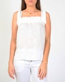 Jayde top white A