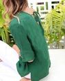 jessie linen top green (46)