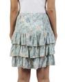 Sicily Posie Skirt blue back copy