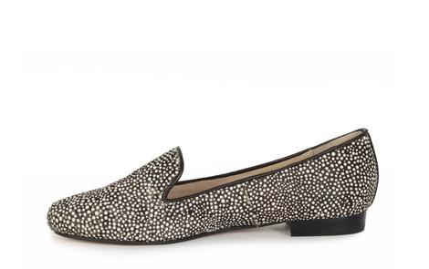 Flip leopard left