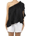 cosmopolitain top black A