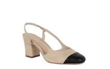 ISABEL - Block Heel Shoe