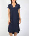 Callie dress navy A