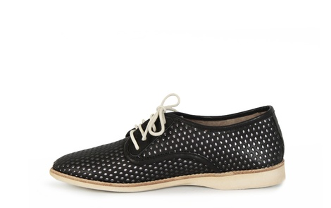 Derby pinpunch black rosegold left