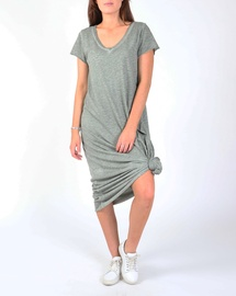 Cotton T Shirt Dress
