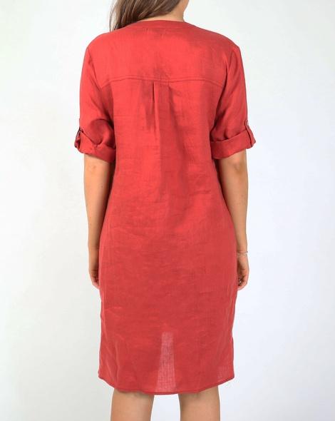 Brielle dress red B