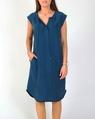 Soho dress blue A