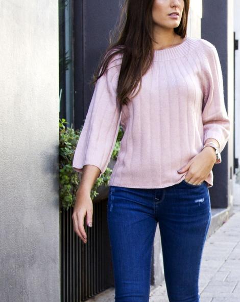 Bohemian pullover tanya x damaged jean (9)