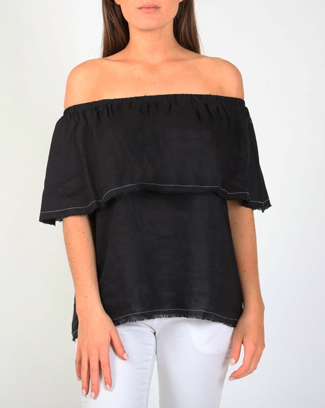Romy top blk A