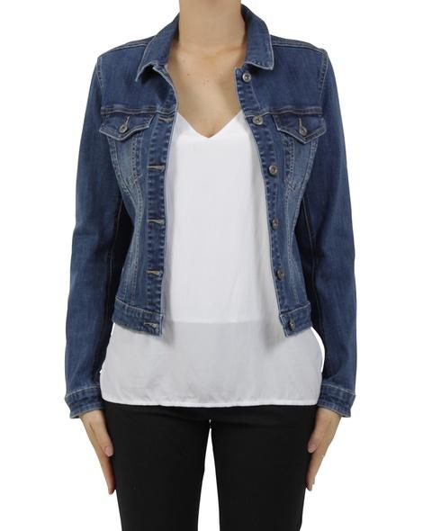 Sol denim jacket A