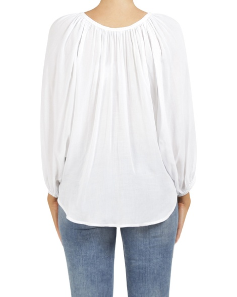 mandalay top white B