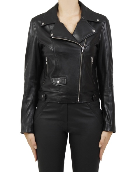 hendricks leather jacket A