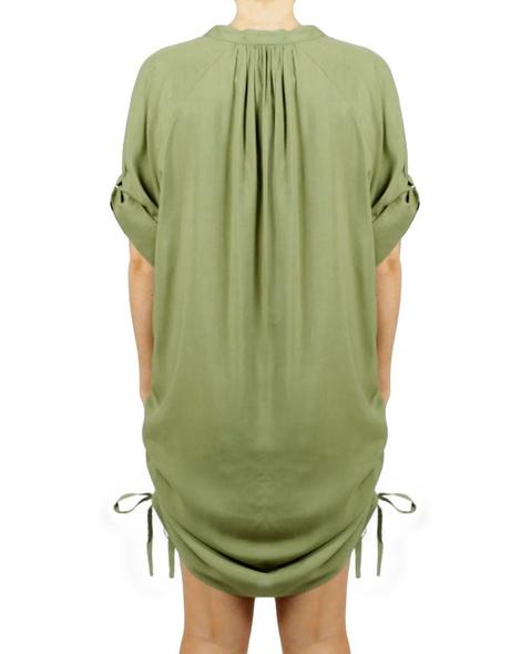 Tiffany Dress Moss B