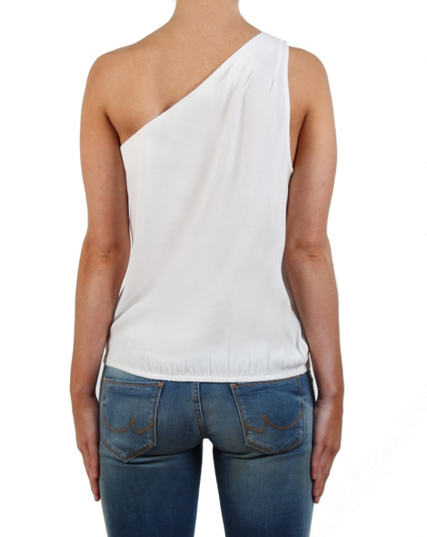 Mimi top White back