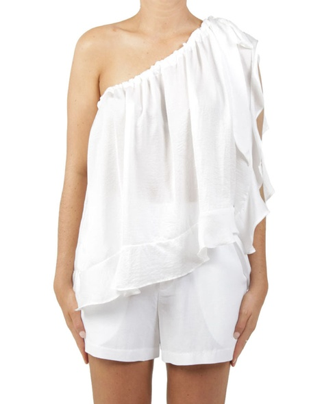 Cosmoplitain Top White A