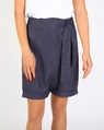 Brody wrap short navy A
