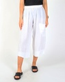 Toledo linen pant white A