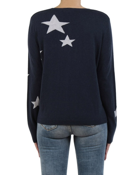 Stellar Jumper navy back