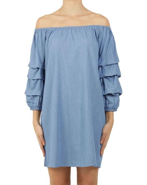 Demin Maracus Dress A