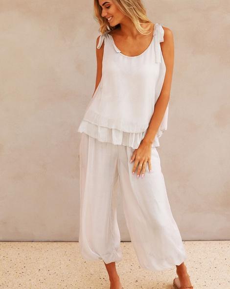 Jemma silk top and pant (93)
