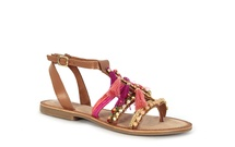 NAMBI - Flat Beaded Sandal