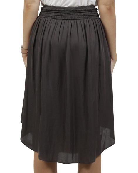 Priscilla skirt charcoal B