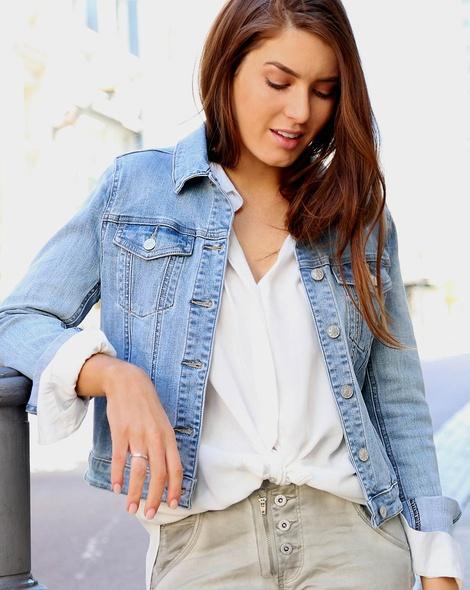 sol denim jacket halyee top mimosa zip jean beige (2)