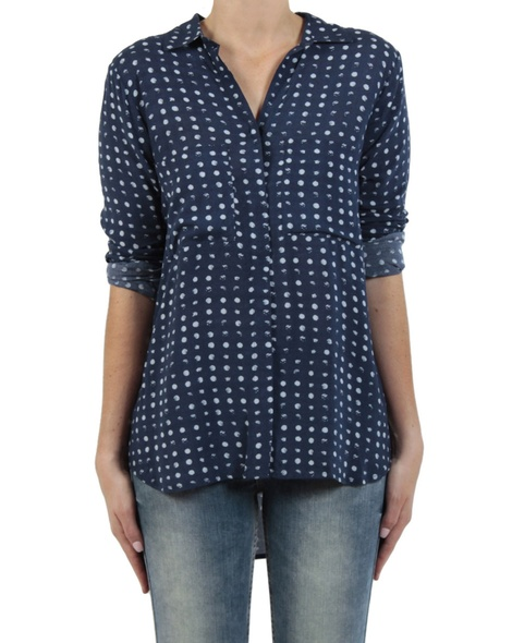 Moonlight shirt navy front sleeves copy