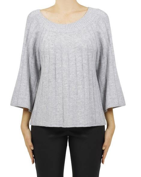 bohemian pullover silver A